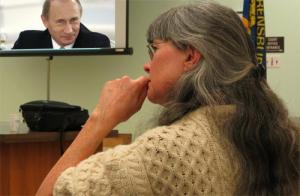 Anne Busse, offener Brief an Putin