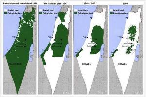 israels expansion