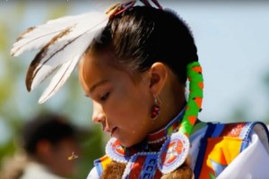 Indianer Mädchen