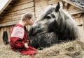 Mädchen und Pferd Jaeckie X