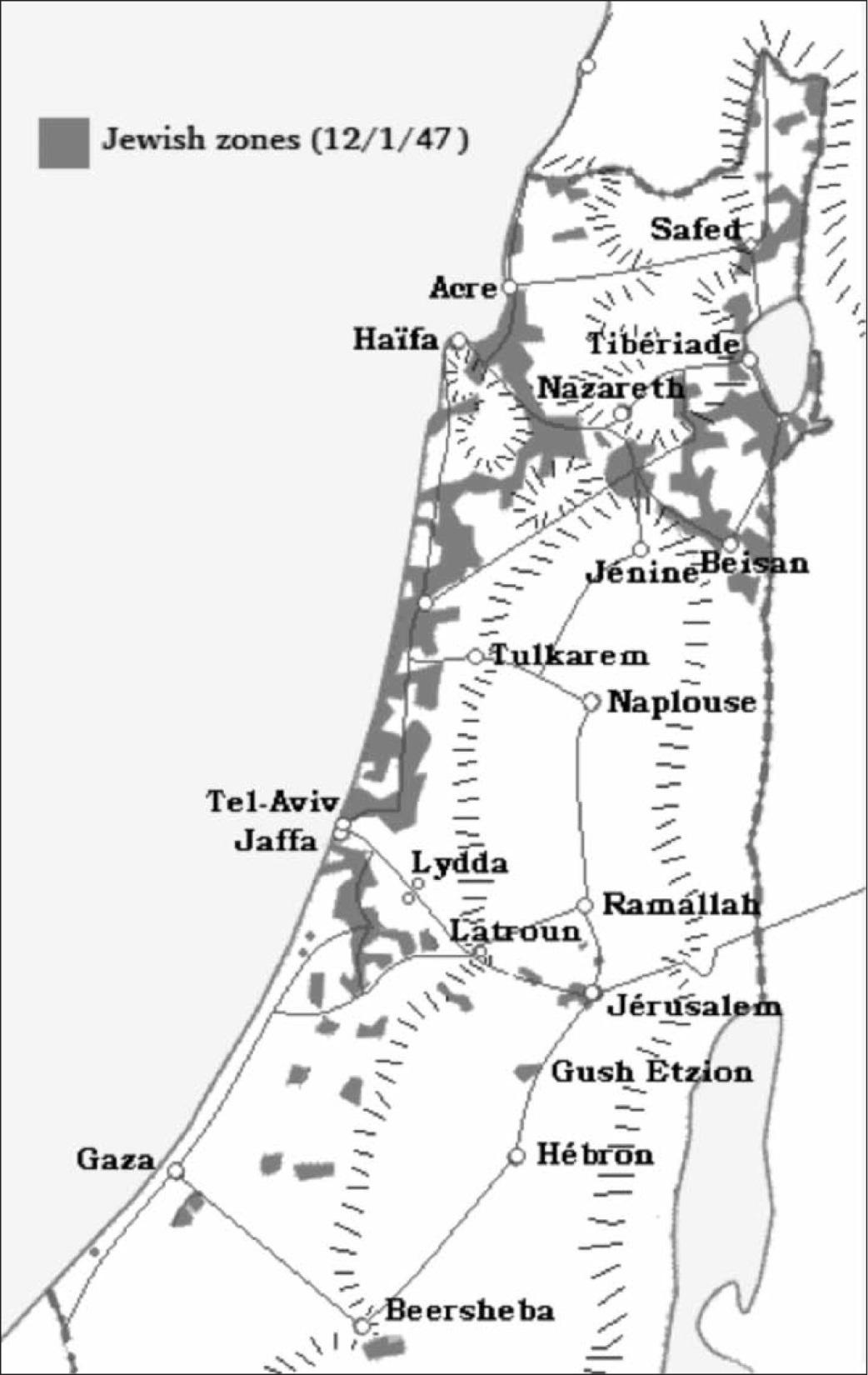 Landkarte israel zur zeit jesu grundschule