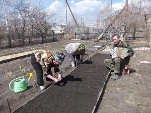 Russland kälte Musik Arbeit