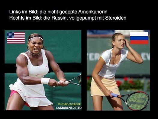 Tennis Doping
