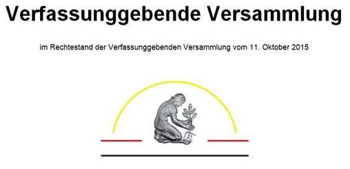 Bildergebnis für Bilder zu Flagger der Verfassunggebenden Versammlung Deutschland