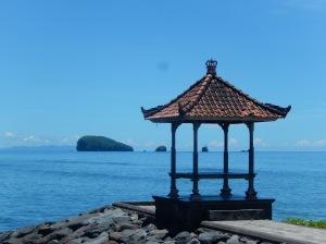 Bali Osten Meer