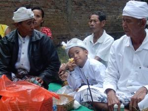 Bali Agus Ritual Segnung