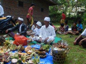 Bali Agus Segnung Ritual