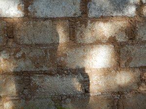 Mauer Architkektur Beton Erde
