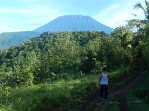 heiliger Berg Gunung Agung