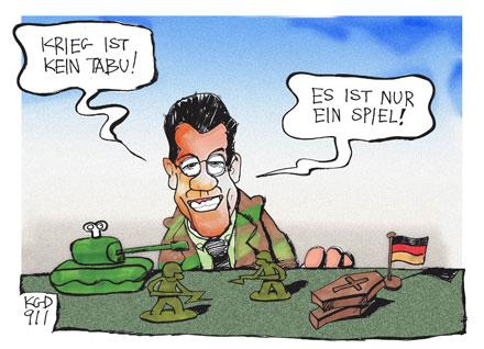 Guttenberg-Krieg