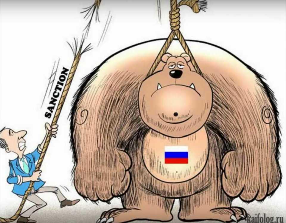 Sanktionsstrick