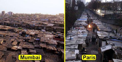 Paris Mumbai c