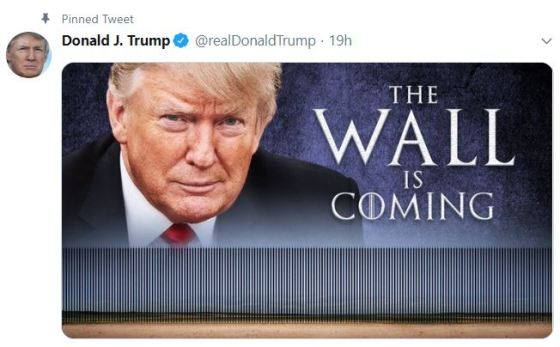 wall-is-coming-tweet