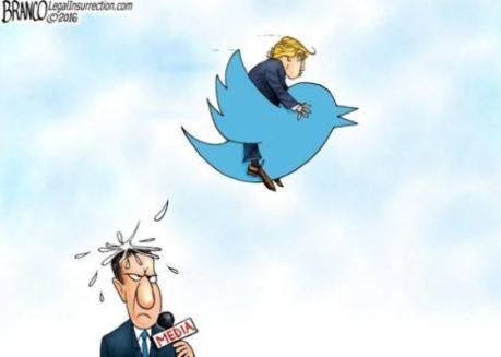 trump-rides-twitter-bird