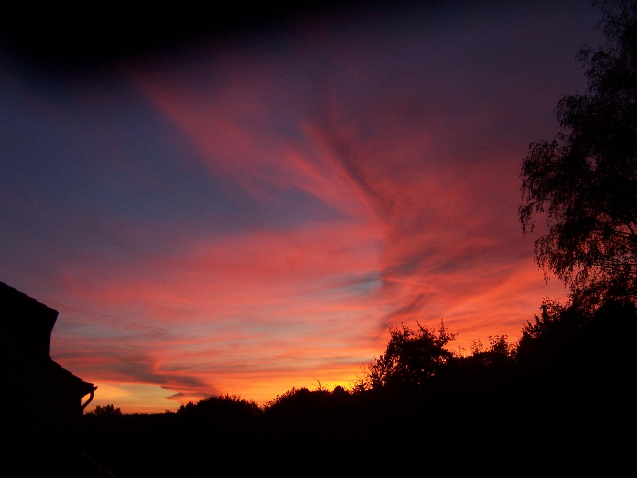 Natur Himmel Wolke Mkarazziputz Krazzi